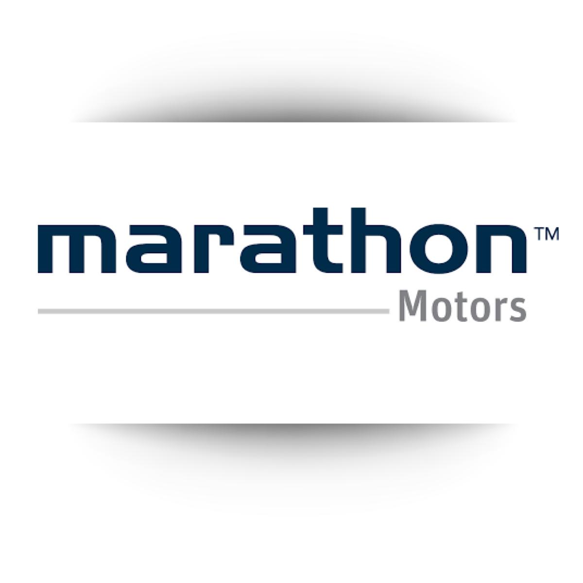 marathon motors logo